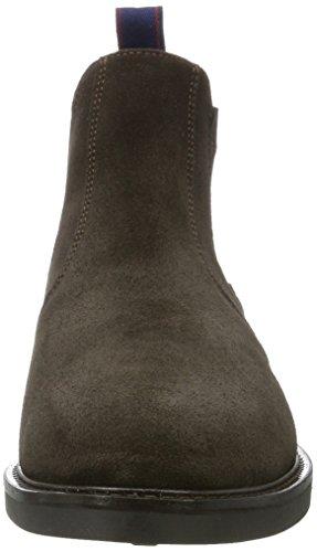 GANT Herren Spencer Chelsea Boots Braun (Dark Brown)