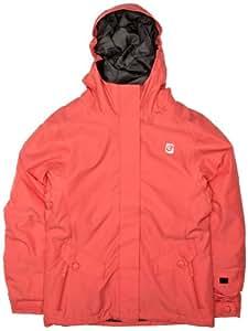 Rip Curl Sorcha Girls 'Ski Jacket Plain - Georgia Peach Size:Taille 42