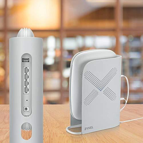 Zyxel Multy Plus AC3000 Sistema WiFi de malla de triple banda para  empresas  Incorpora Licencia de seguridad gratuita durante 1 año  [WSQ60-EU0201F]