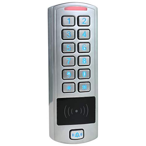 SDPAWA IP66 - Lector Tarjetas Control Acceso DNI