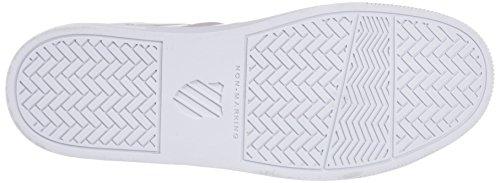 K-Swiss Damen Court Frasco Sneaker Grau (Gray LILAC/WHITE)