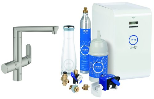 GROHE BLUE K7 CHILLED & SPARKLING - GRIFO (100 - 240  50 - 60)