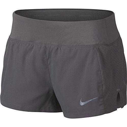 Nike Damen Sportshorts W NK Flx Short 3IN Triumph, grau (Grigio 036), 34 (XS)