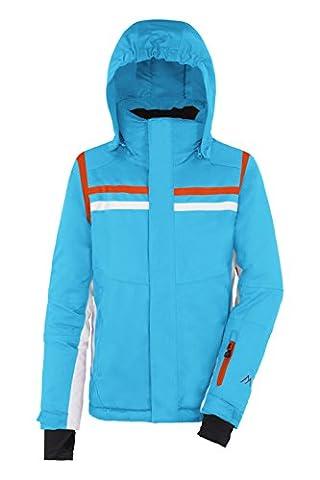 Maier Sports Mädchen Skijacke Elke, Pacific, 152, 310264