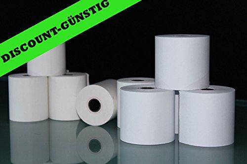 Discount-Rollos papel Günstig termosensible bonrollen