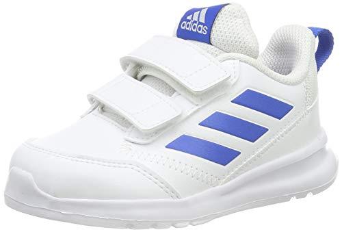 adidas Altarun CF I, Scarpe Sportive Unisex-Bambini, Rosa Ftwr White/Real Magenta, 26 EU