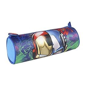Avengers Estuches portatodo y portaflautas, Multicolor, 70 cm (ARTESANIA CERDA CD-21-2141)