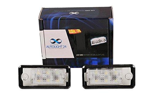 Premium LED Kennzeichenbeleuchtung Nummernschildbeleuchtung 804 Test
