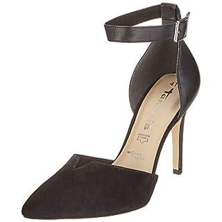 Tamaris Damen 1-1-24419-22 Slipper, Schwarz (Black Comb 98), 40 EU