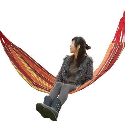Hamac avec sac/voyage Outdoor Camping Loisirs Hamac/Longueur de la corde 2.50 m/Avec étui