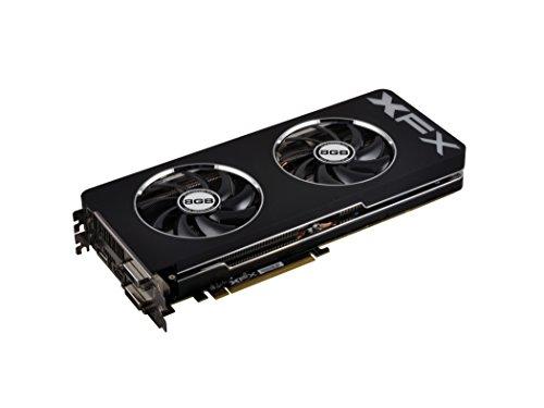 XFX R9-290X-8DFD Radeon R9 290X 8GB GDDR5 Grafikkarte - Grafikkarten (Radeon R9 290X, 8 GB, GDDR5, 512 Bit, 4096 x 2160 Pixel, PCI Express 3.0)