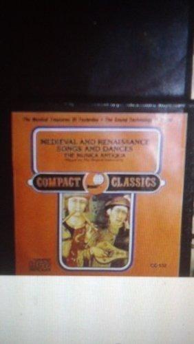 Medieval & Renaissance Songs & Dances by Musica Antiqua (1994-07-20)