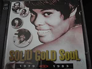 TIME LIFE Solid Gold Soul - 1979 1983