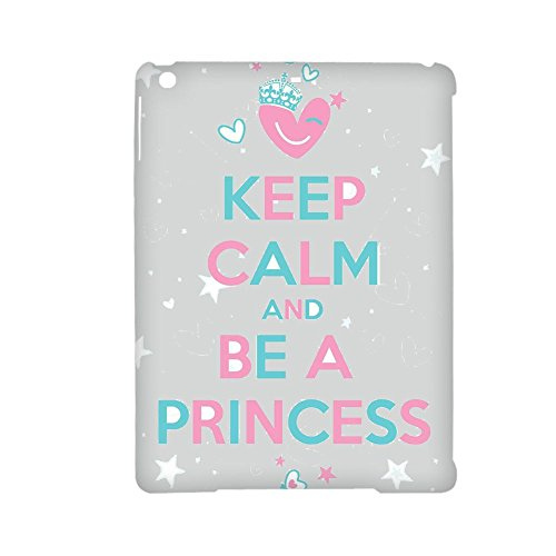 Printing Keep Calm 1 Womon Shells Abs For Ipad Are 5Th Anti-Knock (Md785ll B)