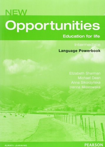 Opportunities Global Intermediate Language Powerbook Pack by Mr Michael Dean (2006-03-16)