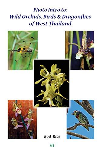 Dragonfly Garten (Photo Intro to: Wild Orchids, Birds & Dragonflies of West Thailand)
