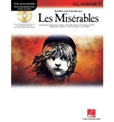 [(Les Miserables Play-Along Pack - Clarinet )] [Author: Alain Boublil] [Feb-2009]