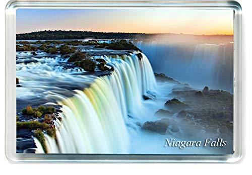 GCT I012 Niagara Falls New York Kühlschrankmagnet USA North America United States Travel Fridge Magnet