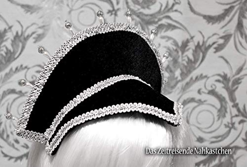 Elizabethanischer Kopfschmuck, French Hood, Renaissance