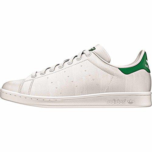 Adidas Originals Stan Smith White Toile Blanc/Vert