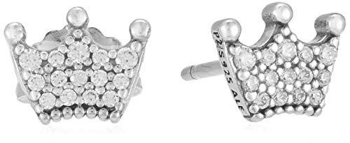 Pandora orecchini a perno donna argento - 297127cz
