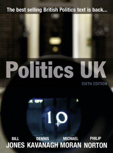 Politics UK por Bill Jones
