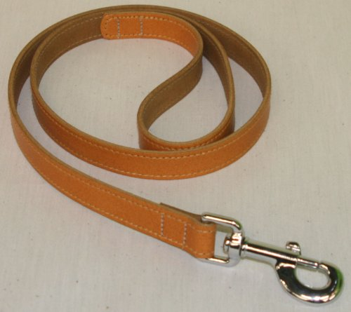 bbd-3-4-x-40-inch-leather-lead-tan