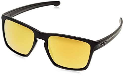 Oakley Sonnenbrille SLIVER XL, Gold (24K IRIDIUM), 57, OO9341-07