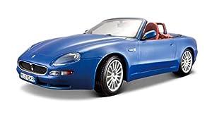 Bburago- Maserati GT Spyder Azul 1/18 18-12019B, Color (18-12019)