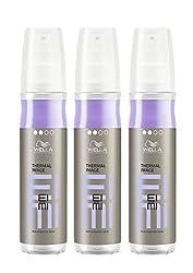 Wella EIMI Thermal Image 3 x 150 ml Smooth Styling Hitzeschutz Spray Professionals
