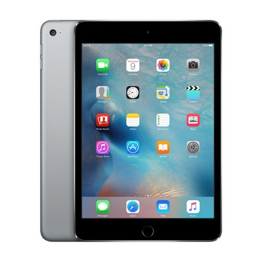 Apple iPad Mini 4 MK9N2HN/A Tablet (128GB, 7.9 Inches, WI-FI) Space Grey, 2GB RAM Price in India