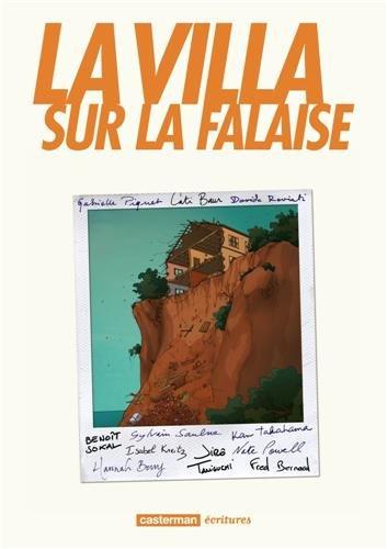 La villa sur la falaise (album anniversaire)