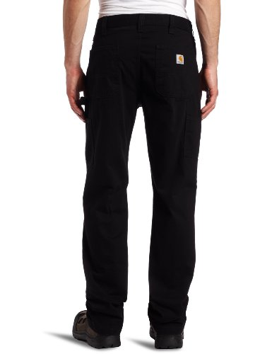 Carhartt Herren Relaxed Fit Washed Twill Dungaree Pant schwarz