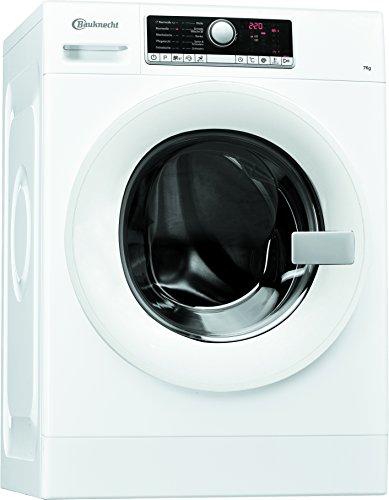 Bauknecht WA Prime 754 PM Waschmaschine A+++ / Frontlader / 1400 UpM / 7 kg / leise mit 53 db / ProSilent Motor / weiß
