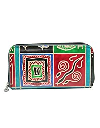 Anekaant Womens Wallet (Multi-Color)