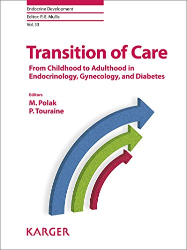 Transition of Care: From Childhood to Adulthood in Endocrinology, Gynecology, and Diabetes (Endocrine Development Book 33) (English Edition)