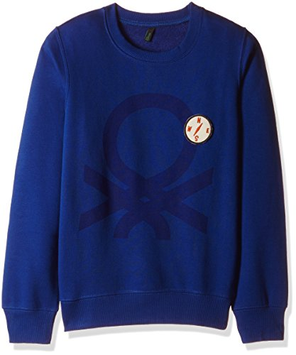 United Colors of Benetton Baby Boys' Knitwear (16A3044C12FRI10X1Y_Dark Blue)