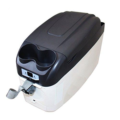 Preisvergleich Produktbild Home mall- Double Cooling 12L Car Kühlschrank Gefrierschrank Cold And Warm Box