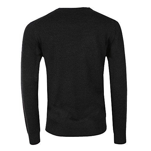 Pretty Green Mosely Girocollo Charcoal