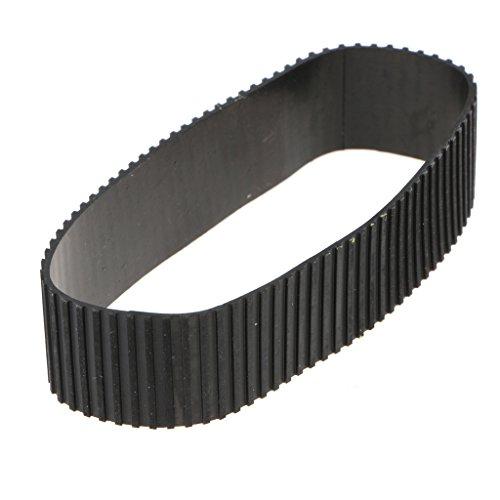 D DOLITY Objectif Zoom Rubber Grip Anneau de Réparation pour Canon EF 24-70mm f / 2.8L USM II Lentille
