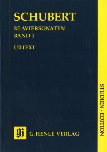 Sonates pour Piano, Volume 1