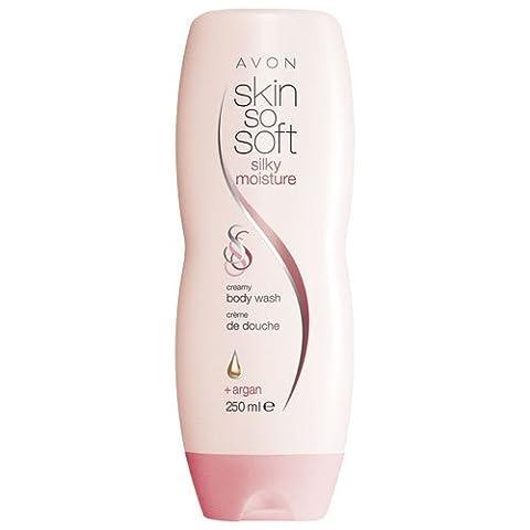 Avon Skin So Soft Silky Moisture Creamy Body Wash 250 ml