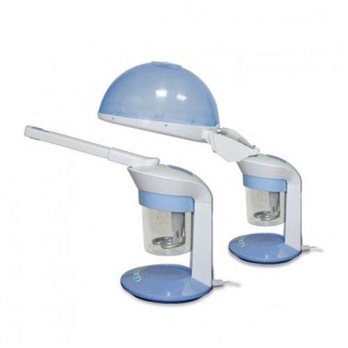 Perfect Beauty Ozono 2 en 1 - Atomizador de ozono facial y capilar...