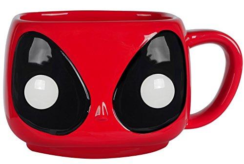 Funko - Mug Marvel - Deadpool 3D - 0849803077082