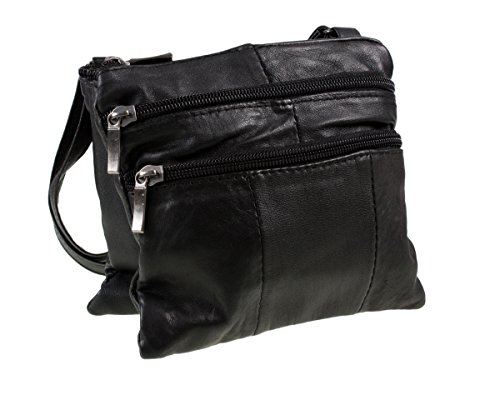 lorenz-ladies-small-genuine-soft-leather-cross-body-shoulder-bag-1-1941-black