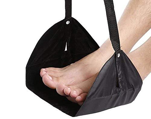 Anderlay riposo del piede volo poggiapiedi pieghevole poggiapiedi volo carry-on accessori da viaggio amaca poggiapiedi regolabile