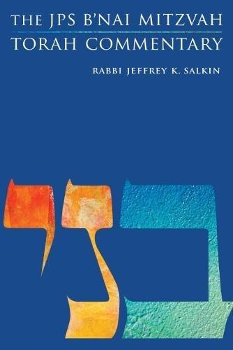 JPS B'nai Mitzvah Torah Commentary (JPS Study Bible)