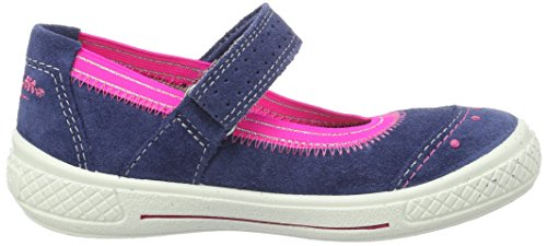 Superfit Tensy, Ballerines fille Blau (water Kombi)