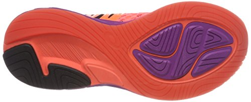 Asics Noosa FF 2, Scarpe da Running Donna Rosa (Flash Coralblackshocking Orange 0690)