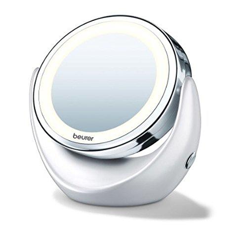 Beurer FCE 52 Elle by Beurer Kosmetikspiegel mit LED Licht Beleuchtet